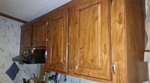 Thermofoil Cabinet Doors Bubbling by Can You Paint Shrink Wrapped Kitchen Cabinets Hometalk