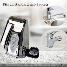 Watersaver Faucet Company Careers by Itouchless Ez Faucet Pro Automatic Sensor Faucet Adapter For Any