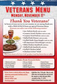 Texas Roadhouse Menu For Veterans Day | Country Fried ... Texas Roadhouse Coupons 110 Restaurants That Offer Free Birthday Food Paytm Add Money Promo Code Kohls 20 Percent Off Coupon Top Printable Batess Website Pie Five Pizza Co Coupon Code For 5 Chambersburg Sticker Robot Hotels Near Bossier City La Best Hotel Restaurant Menu Prices 2018 Csgo Empire Fat Pizza Discount And Promo Codes 20 Discount Dubai Hp Printer Paper Printable