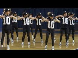 Heres The Performance That Earned Cougarettes Place Nationally In NDA Hip Hop Finals