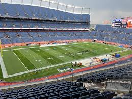 Sports Authority Field Section 315 RateYourSeats