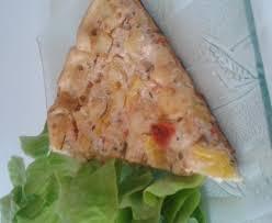 cuisiner la courgette jaune tarte à la courgette jaune et tomates recette de tarte à la