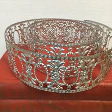 Decorative Metal Banding For Furniture by Vintage Style Decorative Metal Trim Crown 3 Ft Metal