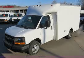 100 Chevy Box Truck 2006 Chevrolet Express G3500 Box Truck Item I2406 SOLD