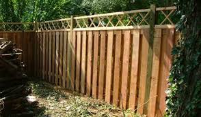 Privacy Fence Residential Picket