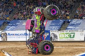 100 Monster Truck Oakland Watsonville Native Rosalee Ramer Is Classic Monster