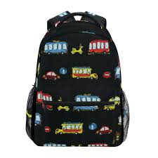 100 Monster Truck Backpack Amazoncom GIOVANIOR Cartoon S Cars School