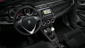 2017 Alfa Romeo Giulietta interior ALFA ROMEO Pinterest