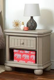 Sorelle Dresser Changing Table by Finley Heritage Fog Nightstand Lifestyle F Sorelle Furniture