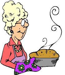 pin Baking clipart baked goods 11