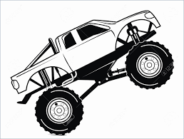 100 Monster Truck Drawing 68 Beautiful Images Of Coloring Pages Tourmandu Coloring