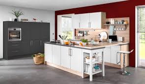 basic einbauküche bavaria 1135 weiss anthrazit küchenquelle