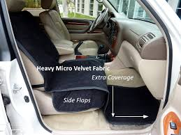 100 Best Seat Covers For Trucks Mosa Micro Velvet Quilted And Padded Dog Car Single