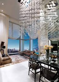 enthralling high ceiling decorating ideas on chandelier for