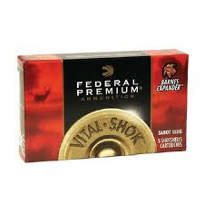 Glen's Army Navy Store - Federal Premium Vital-Shok 12 Gauge 2.75 ... Barnes Ttsx Loose Archive Calgunsnet Corbon Ammunition Dpx 460 Sw Magnum Xpb 275 Grain 20 Rounds Black Powder Bullets Ammo Sportsmans Guide Federal Expander Gauge 2 34 58 Oz Sabot Slugs 5 What Bullet Is In Your Line 24hourcampfire Savage 220 20ga Hunting Equipment Lake Ontario United Cva Wolf Northwest Bullet Review The Big Game Blog Loading Me And The Ar15 121_tsjpg