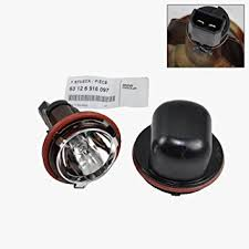 bmw front parking light bulb eye bulb ring