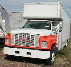 100 U Haul Truck For Sale 1993 GMC TopKick SLE Lo Pro Box Truck Item E3200 SOLD M