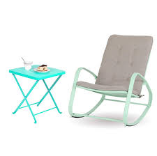 Sophia And William Outdoor Patio Rocking Chair Folding Patio Side Table  Rocker Chair With Small Square End Tables (Green&Turquoise) White Child Toddler Small Rocking Chair In Dawlish Devon Gumtree Rocking Chair For Small Spaces Chairs Antique Gustav Stickley W4168 Heirloom With Cushions Mller Living Rocker Takestop Set Of 2 Wooden 15 Cm Decoration Best Glider Recliner Nursery Childs Bentwood C1920