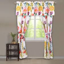 Window Art Tier Curtains And Valances by Amazon Com Astoria White Window Valance Home U0026 Kitchen