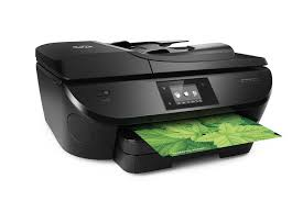 HP OfficeJet 5740 E All In One Printer With Wireless Mobile Printing