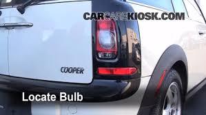 brake light change 2008 2015 mini cooper 2009 mini cooper