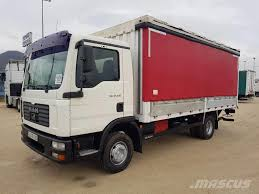 Used MAN TGL12.210 Box Trucks Year: 2006 Price: US$ 20,408 For Sale ...