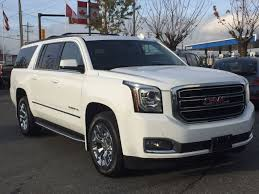 100 Yukon Truck 2017 GMC XL Canadian Car And Rental