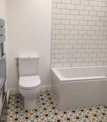 image result for bathroom metro tiles sunnydene