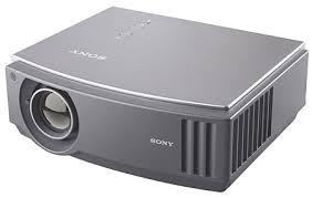 sony vpl aw15 bravia lcd projector sound vision