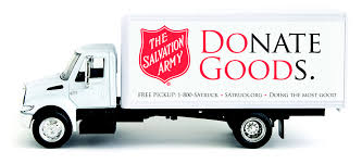 The Salvation Army Real Estate For Rehabilitation Marketing Materials