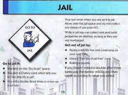 Theres No Need To Read The Rules For Getting Out Of Jail Until Youre