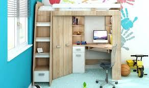 chambre enfant avec bureau bureau en hauteur bureau enfant ado bureau pour chambre ado 5 lit