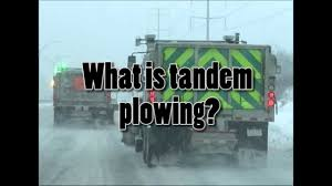 What Is Tandem Plowing?