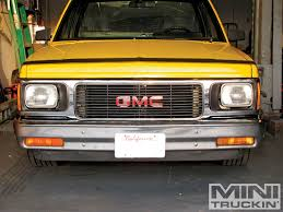 100 Lmc Truck S10 Chevy Grille Swap Face Replacement Photo Image Gallery