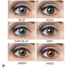 Buy Colored Contact Lenses For Astigmatism