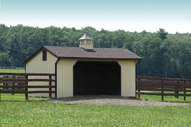 Shed Row Barns For Horses by Post U0026 Beam Horse Barns Run In Shed Row Rancher With Overhang