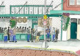 Starbucks BYs Art