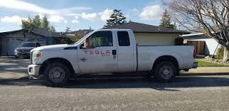 100 Tc Trucking The Tesla Pickup Teslamotors