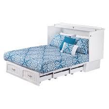 Atlantic Bedding And Furniture Raleigh by Nantucket Queen Murphy Bed Walmart Com
