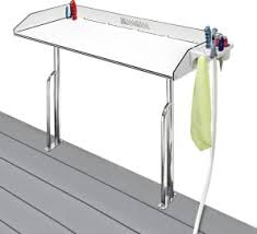 Stainless Steel Fish Cleaning Station With Sink by Top 6 Fish Cleaning Tables Of 2017 Video Review