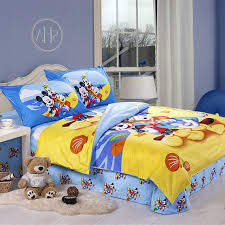 mickey mouse kids bedroom decor ideas