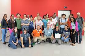 100 Groupo First Open Standards Training In Dominican Republic Conservation