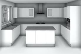 U Kitchen Layouts Shaped Designs With Island The Most Cool