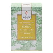 100 Green Tea House Alliance Jasmine Blossom Loose The East India Company