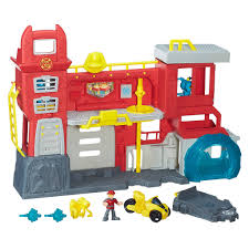 100 Rescue Bots Fire Truck Playskool Heroes Transformers Griffin Rock House