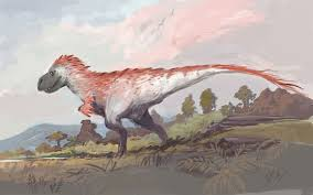 FEATHERED DINOSAUR TAIL FOUND