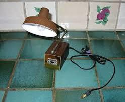 vintage tensor 6500 desk lamp ebay