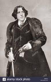 Oscar Wilde In America 1882 Fingal OFlahertie Wills 1854 1900 Irish Writer And Poet