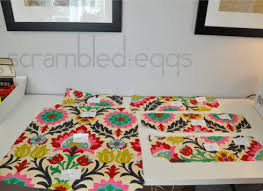 Ikea Henriksdal Chair Cover Pattern by Tutorial Ikea Dining Room Chair Covers Scrambled Eggs