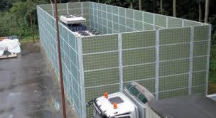 panneau anti bruit exterieur murs absorbants techni contact